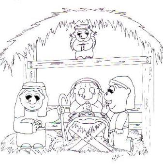 Nativity - color pg - sm
